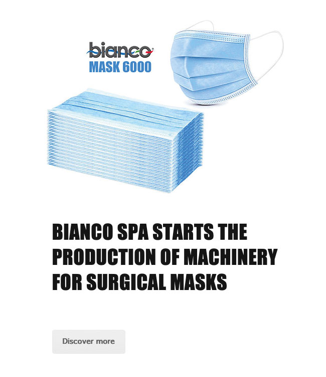 MACHINERY FOR SURGICAL MASKS